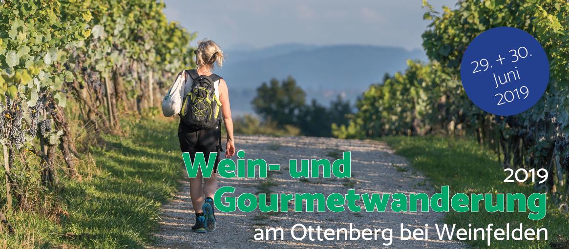 Wein- und Gourmetwanderung 29./30. Juni 2019